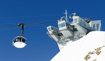 Monte Bianco - Funivia Skyway (II Tronco)