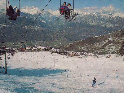 """Alpiaz Montecampione - Seggiovia """"Preottone - Monte Corniolo"""""""